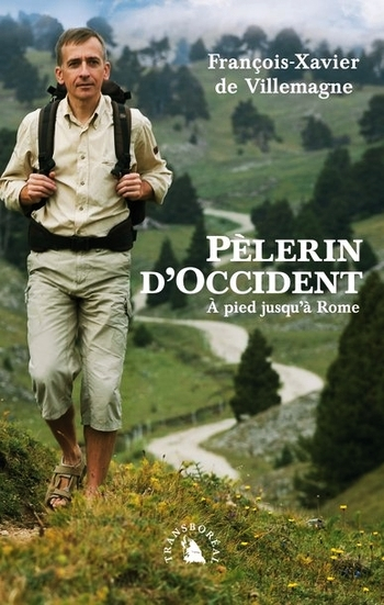 Couverture de « Pèlerin d'Occident »