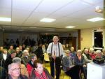 Une salle comble pour la confrence d'Henri Gaonac'h  Melgven