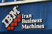 IBM : Iran business machines